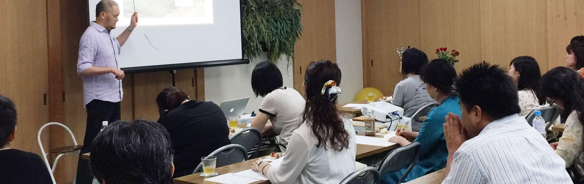 ワークショップ・講座・書写会